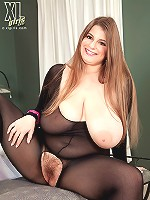 Sarah Rae - The Sheer Body Stocking