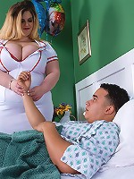 Sashaa Juggs - Nurse Sashaa Will Fuck You Now & Give Up Her Ass