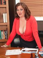 Gracie Blue - Teacher Knows Breast