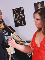 Paige Pretty is hunting for a new recruit to show her husband how she loves getting some