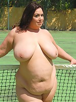 Watch Rikki Waters take some hardcore dick action after some tennis!