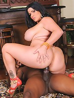Angelina Castro is one hell of latin ass and she loves huge black dick!