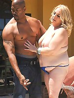 When a pathetic husband can't please his woman's sexual desires. He buys his help from a big black dick