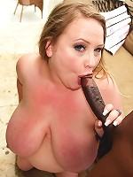 This pretty and slutty thing's name is Sienna Hill. She's a lusty busty blonde and 100% all natural and damn sexy.