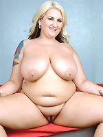 Porsche Dali needed to make something happen. She was willing to do whatever it took to get her apartment snatched up. So when she was showing off the loft to a potential... This hot blonde bbw babe pulled out all the stops.