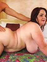 Watch the sexy Danica Danali in her sexy first hardcore scene!
