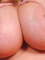 Samantha 38G, BBW star, knows how to make a guy feel good her with body. If her giant breasts aren't enough to make someone cum all over the place when she strips, feeling some cock between them certainly will.
