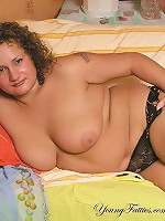 Exciting big chubby wish to play