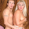 Jessica&Rolf mature prettie and boy
