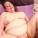 Mature bbw bending over to get it from behind