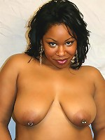 Curvy ebony bbw bouncing her huge black booty on top and working a cock with her mouth