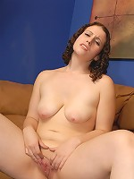 Cute, chubby girl gets deep dicking!