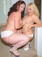 Lesbian Chunky Chicks
