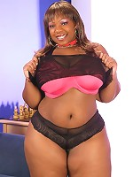 Big black titties galore!