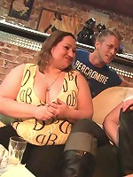 Fat party whores are eager for cock