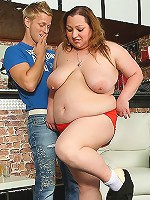 This sexy fat girl party has hot fucking