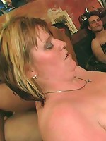 Orgy with all the BBW fun you need