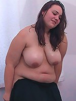 Fat masseuse he hired takes his dick
