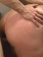Dude plows hot dripping BBW pussy on his wifes birthday and gets caught