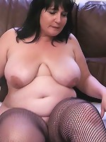 Fat ass slut black-dicked