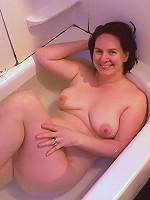 Fattie Sucking Cock