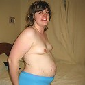 Busty BBW in Bikini