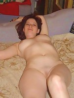 Busty Fatty Toying