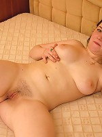 Chubby Busty Woman