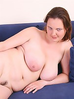Bbw Shows Me Her Big Hairy Pussy