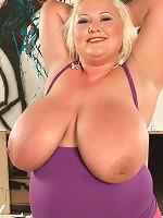 The Art of Huge Tits
