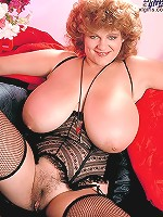 Curvy lassies with big titties getting fucked in hard-core act.