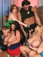 My Big Plump Bachelorette Party