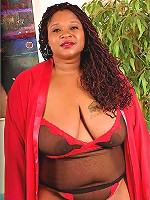 Ebony BBW Action