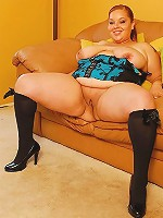 Young Sweet BBW