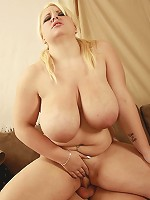Big natural plumper boob