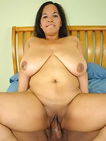 Camelia Davis is the kind of plumper babe most men lust. This big breasted beauty loves when men desire her and what man would pass up that offer.