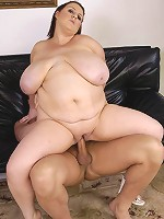 Sapphire knew she had hit the jackpot when she got his dick inside her pussy and was getting her ass pounded fast and hard, just the way she likes it. Her head was spinning while she was getting a hardcore fucking on her back, but eventually she finally g