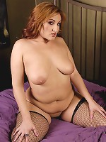 Sonie Blaze is a new BBW to the business. When she stopped by she showed us why she is going to be the next BBW star. This big bootied babe has the face of an angel but when the clothes come off her wings are clipped and her horns come out.