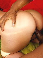 When Rikki Water's bf stood her up, I bet she wasn�t expecting to get some mandingo in between her legs.