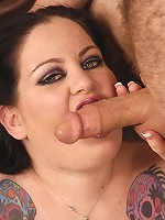 Glory Foxxx has got some decadently proportioned curves. You may not be able to handle seeing tits and ass that big.